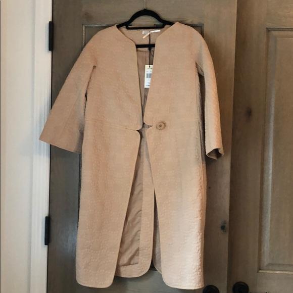 Max Studio Jackets & Blazers - MAX Studio Camel Coat NWT!